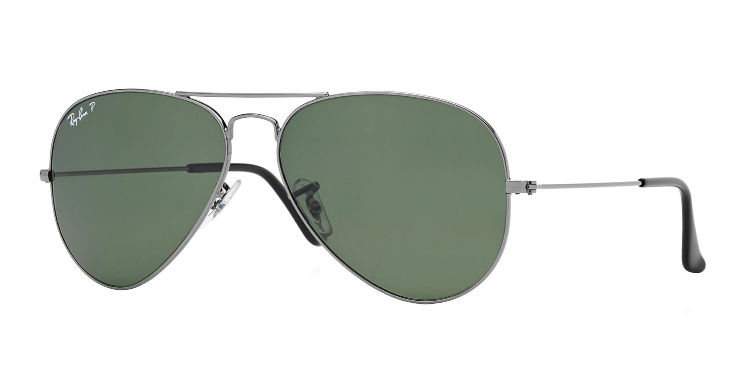 7041af83592e4 Ray-Ban ® Aviator Large Metal RB3025 004 58 Polarizados ...