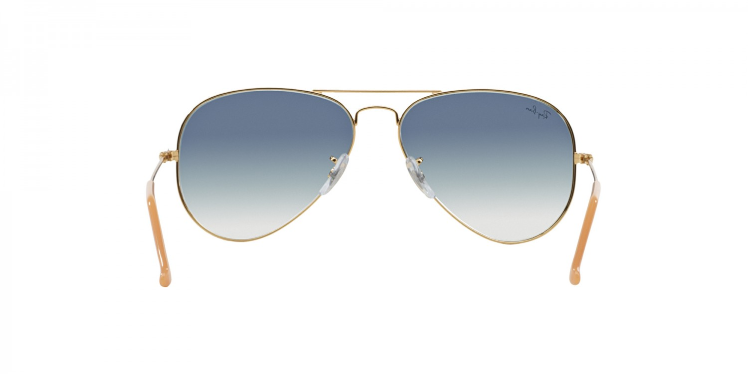 0f882c4a0 Ray-Ban ® Aviator Large Metal RB3025-001/3F | Comoculosdesol.pt
