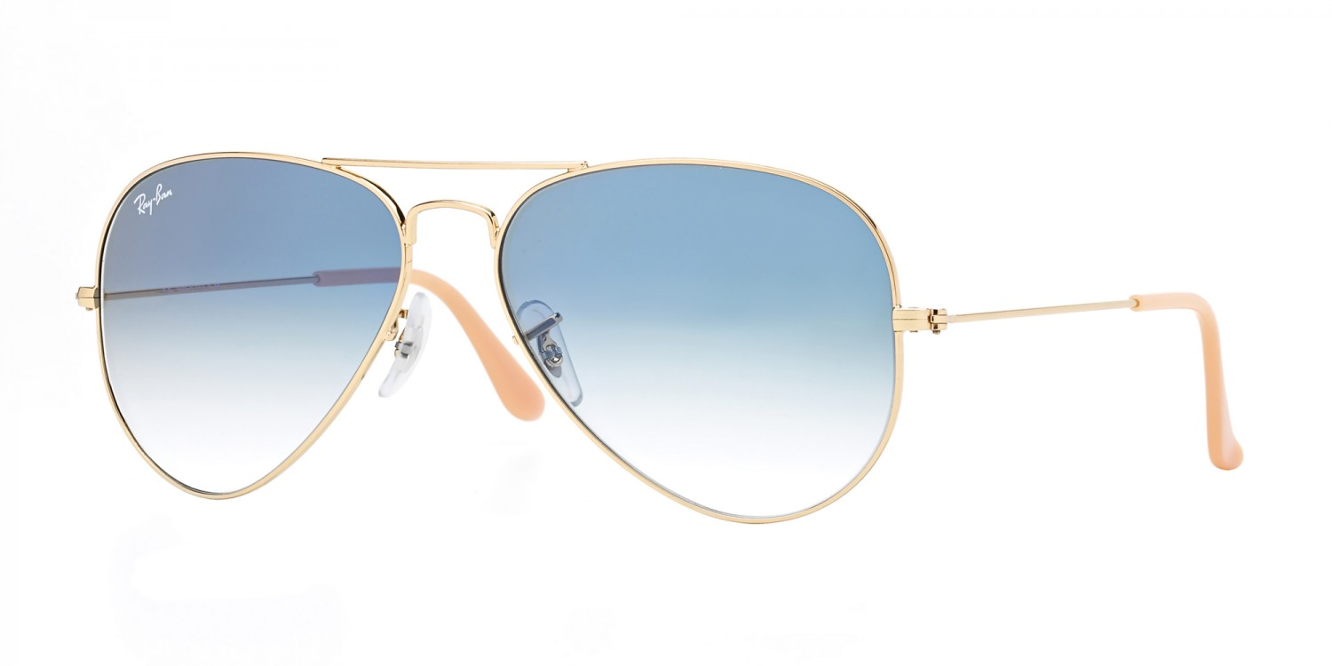 d38eef745 Ray-Ban ® Aviator Large Metal RB3025-001/3F | Comoculosdesol.pt