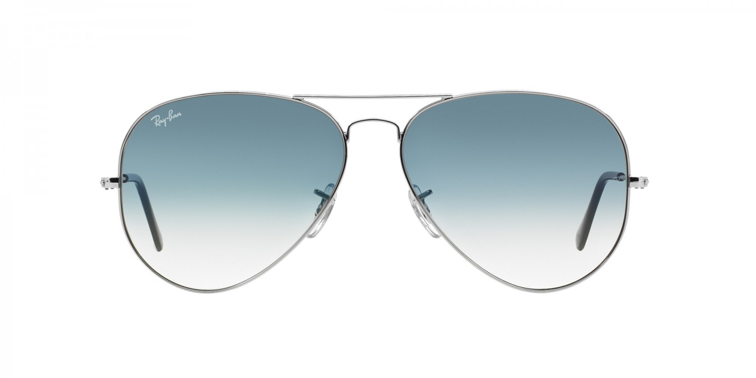 aff46be6fdf2d Ray-Ban ® Aviator Large Metal RB3025-003 3F   Comoculosdesol.pt