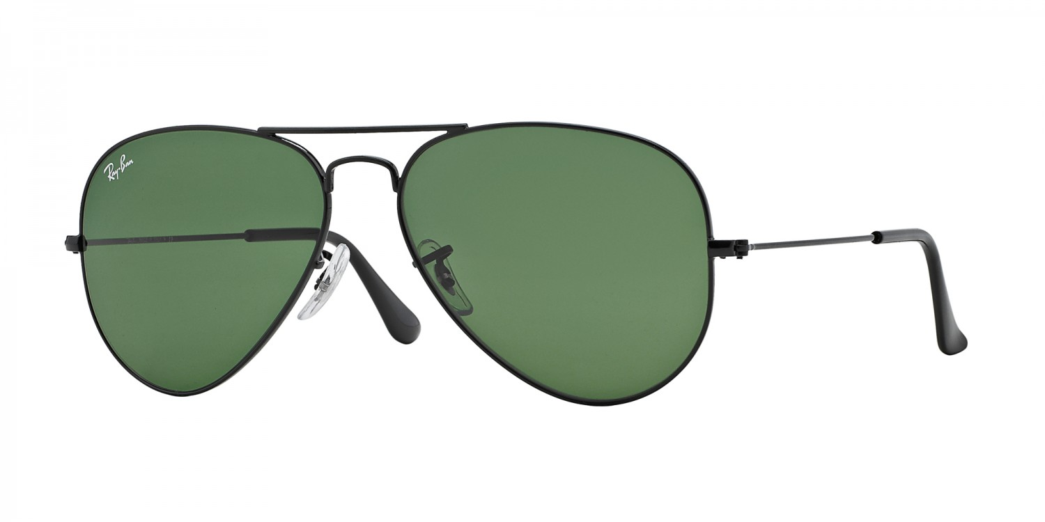 02589d1a75db7 Ray-Ban ® Aviator Large Metal RB3025-L2823   Comoculosdesol.pt