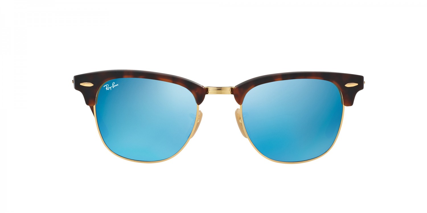 Ray-Ban ® Clubmaster RB3016-114517   Comoculosdesol.pt fc2113bb53