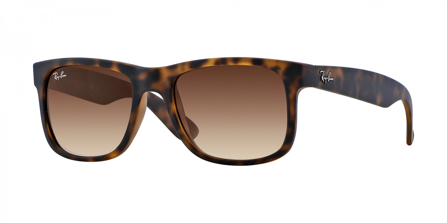 Ray-ban Justin Marrom Gradiente Rb4165 – Polarizado   CINEMAS 93 73340ccd4a