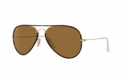 Ray-Ban ® Aviator Full Color RB3025JM-001