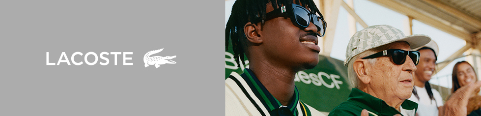 Lacoste é uma marca antológica em relação à moda, mas agora surpreende com  sua linha de óculos de sol. Os óculos de sol Lacoste seguem uma estética  clássica ... 1bec3799ba